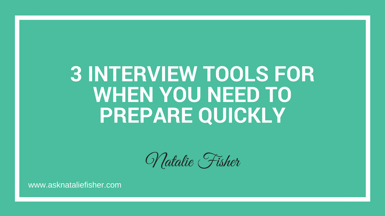 Interview Tools