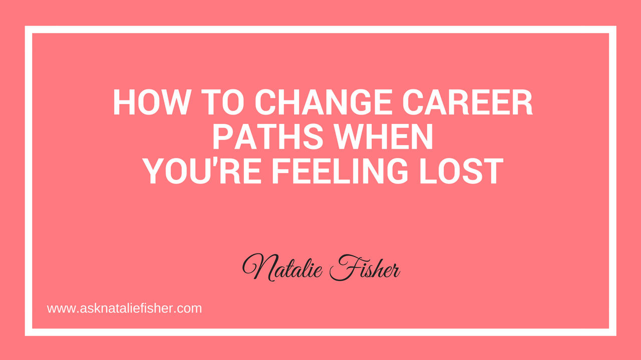 Change Carrer Paths