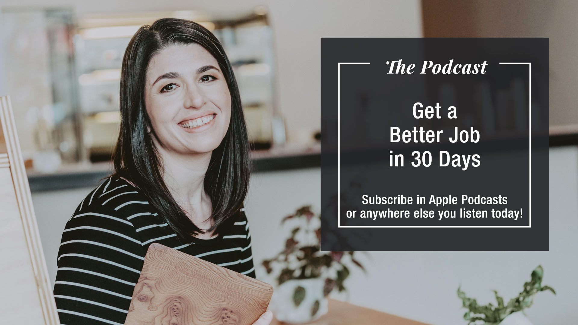 Get a Better Job in 30 Days with Natalie Fisher
