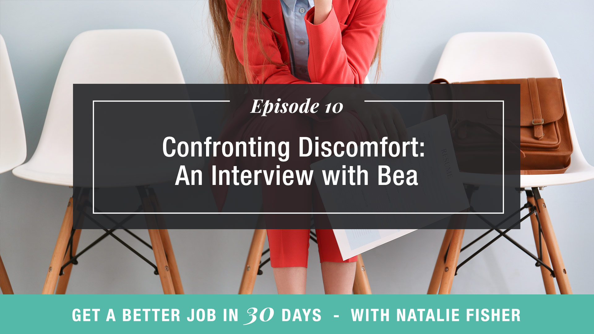 Confronting Discomfort: An Interview with Bea