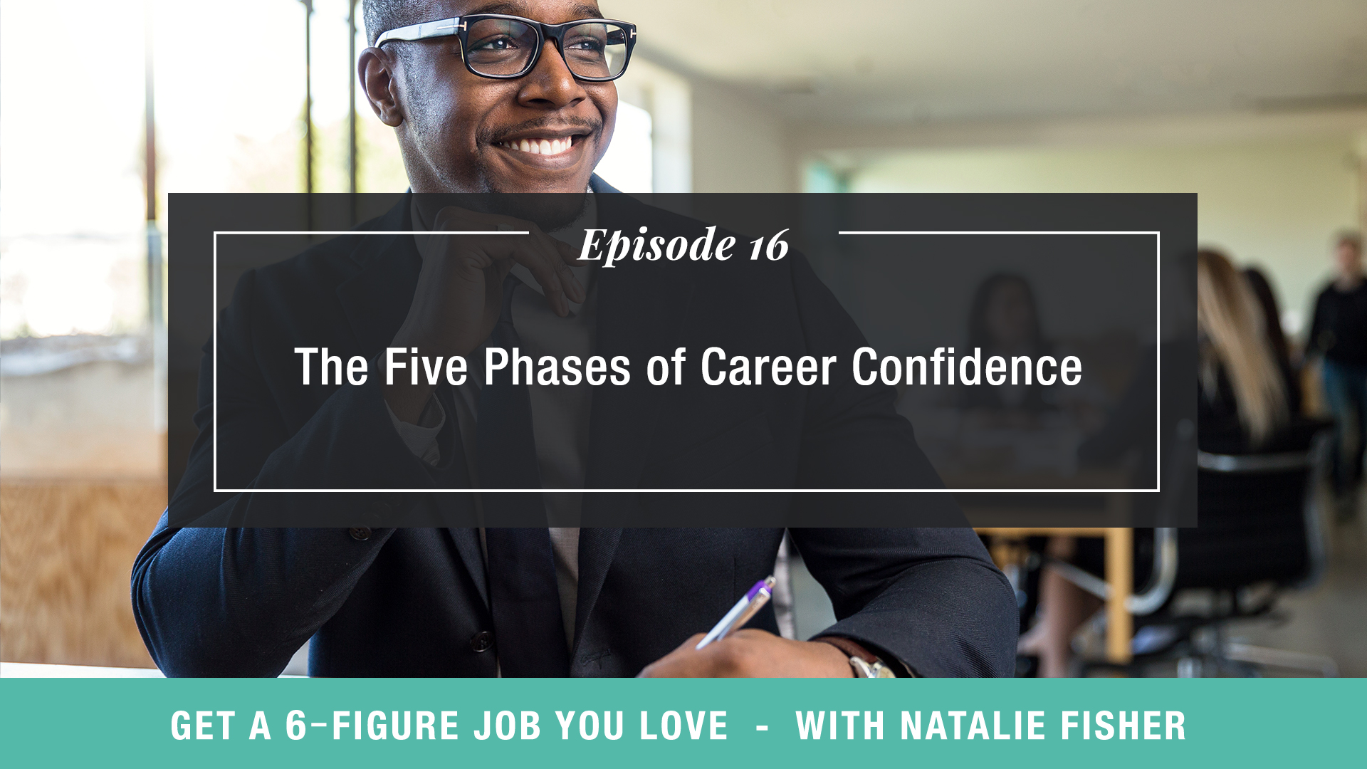 The Five Phases of Career Confidence